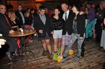 soirée à thème Annecy Chic Choc Show