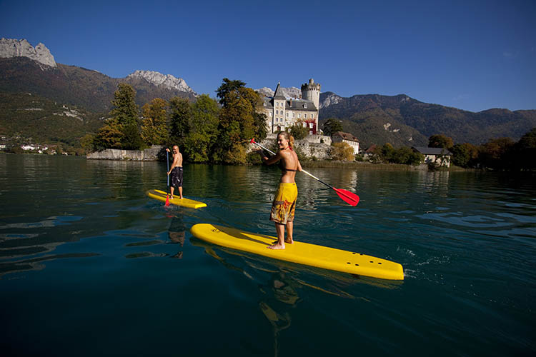 paddle Annecy