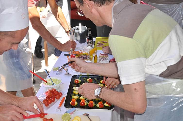 Concours cuisine – cours cuisine Annecy