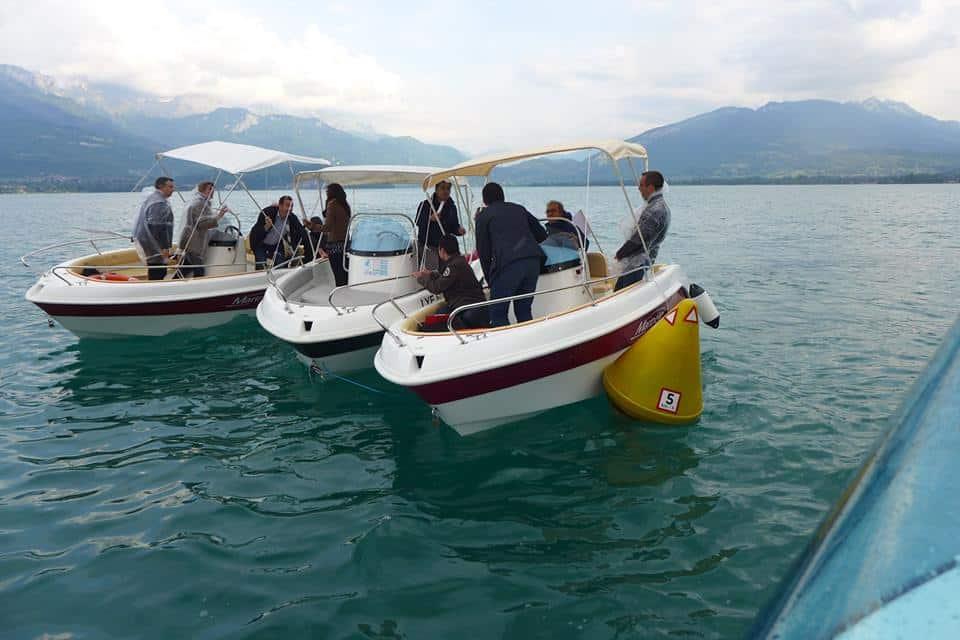 rallye bateau