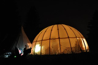 tipi annecy dome