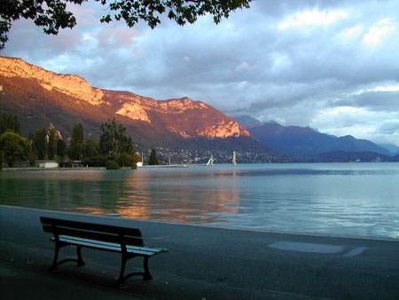 Lac Annecy Seminaire