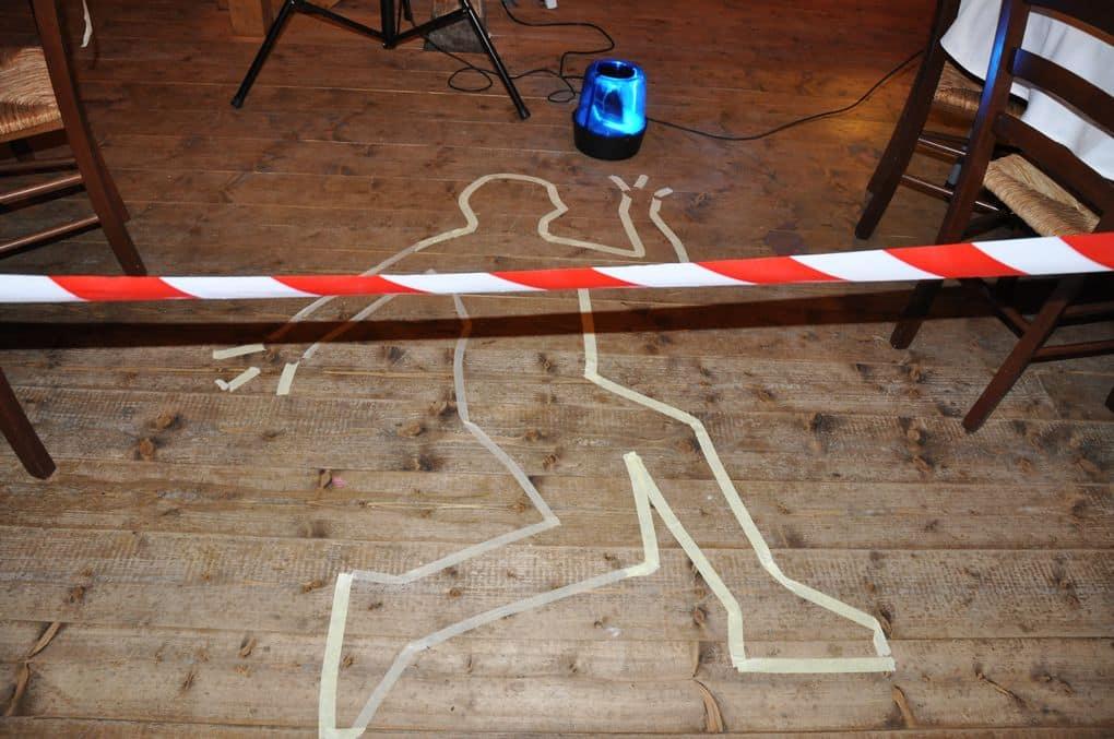 murder party annecy